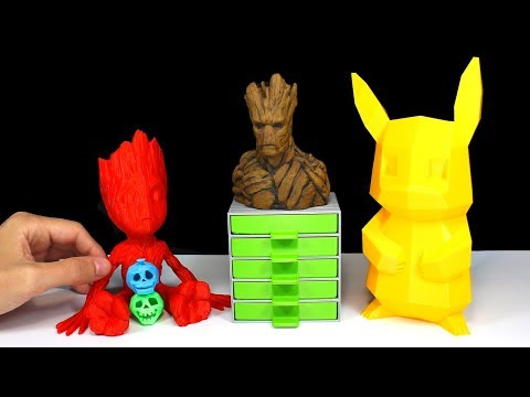 3D PRINTER | 6 Amazing Things You can make with a 3D PRINTER | Ultimaker 2+