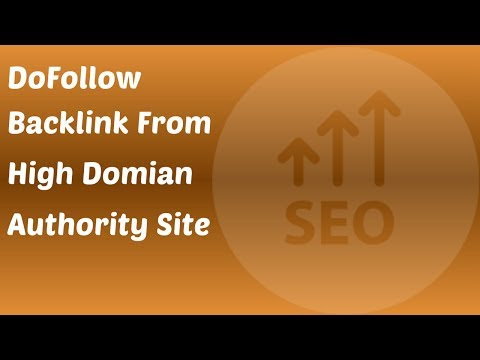 How To Get DoFollow Backlink from One-Tab | DA 49 | Off Page SEO |