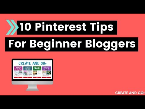 10 Best Pinterest Tips and Tricks for Bloggers