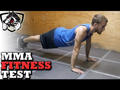 MMA Fitness Exam: Exercises to do Before Joining a Gym