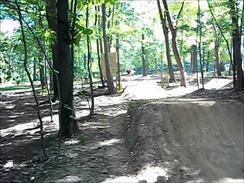 North Park bmx track   PA.