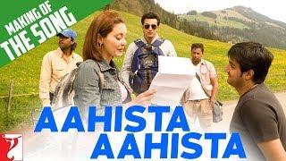Making Of The Song - Aahista Aahista | Bachna Ae Haseeno | Ranbir Kapoor | Minissha Lamba