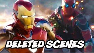 Download Avengers Endgame Deleted Scenes and Alternate Ending Breakdown Video