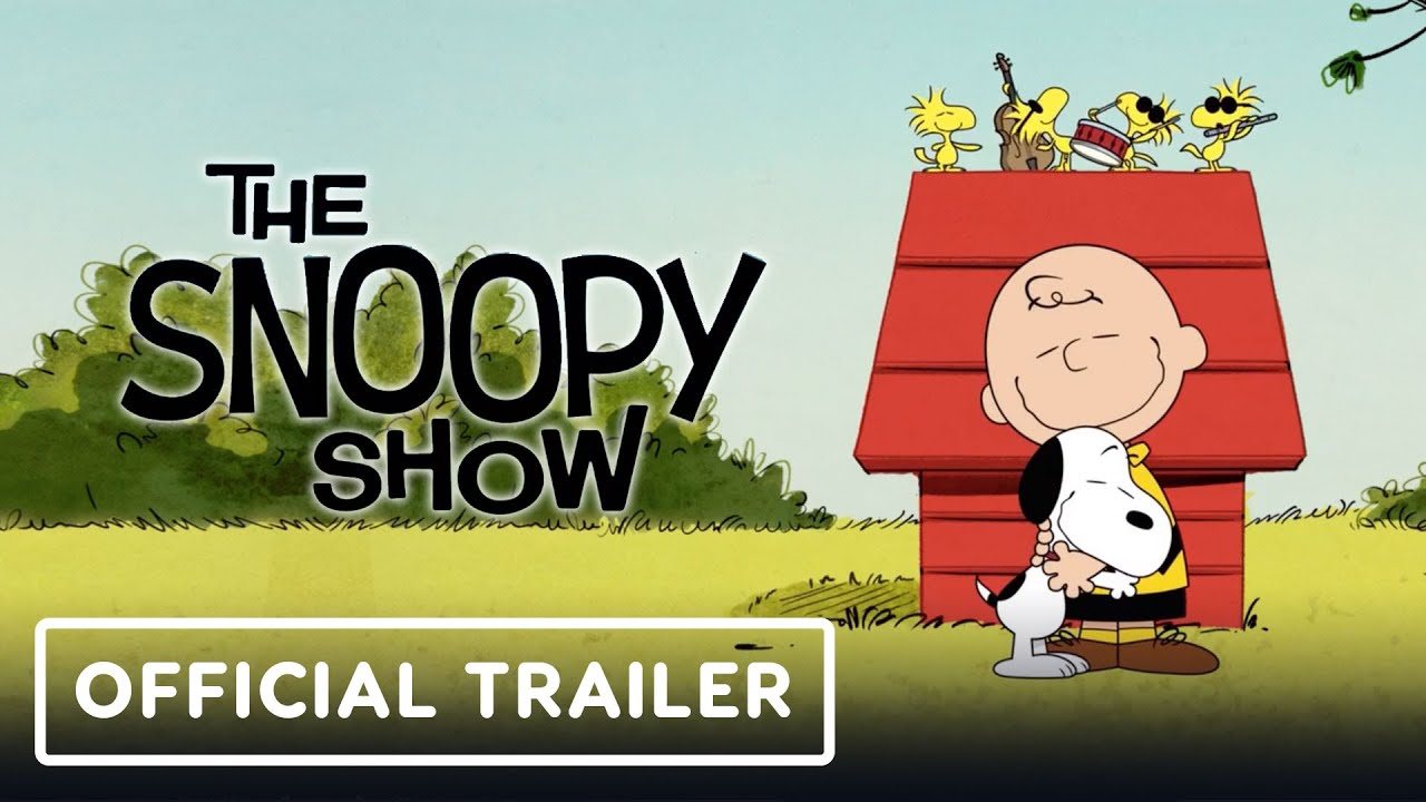 The Snoopy Show - Official Trailer