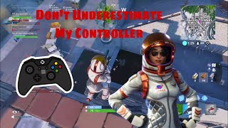 Don't Underestimate My Controller!!