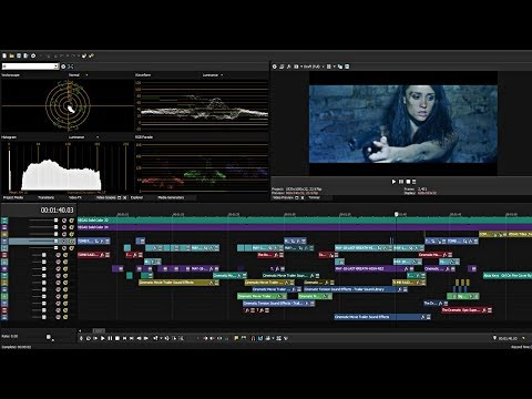 How to Edit a Hollywood Like Action Trailer