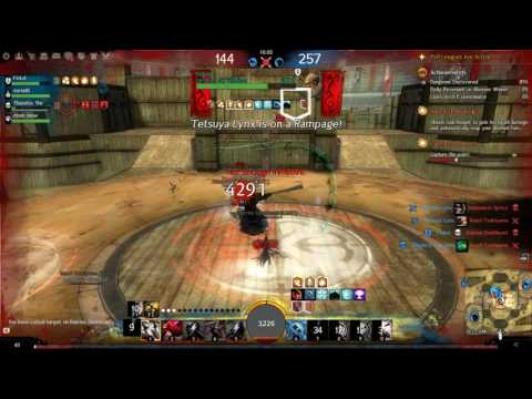 Guild Wars 2 Daily PvP 2016 12 26 Thief 1