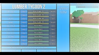 LT2 GUI [PROBABLY PATCHED] [AMAZING GUI] [Lumber Tycoon 2]