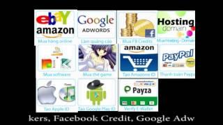 TRUSTpay - Sao gọi là thẻ visa ảo? Thẻ visa ảo khác với thẻ visa thật ra sao?