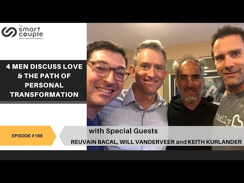 4 Men Discuss Love & The Path Of Personal Transformation - SC 198