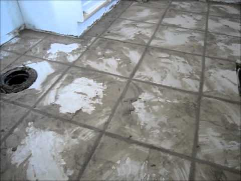 How To Install Ceramic Tile Part 3: Grout