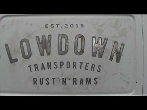lowdown transporters rust n rams gets a new qcs engine