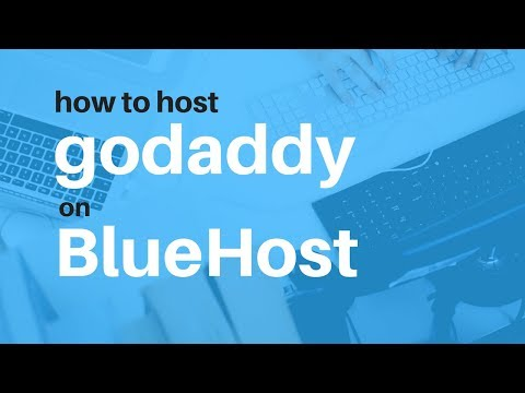 How to Point Godaddy Domain Name to Bluehost Hosting Account | Website Hosting Guides