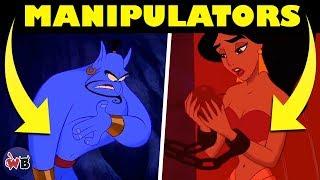 Dark Theories about Disney