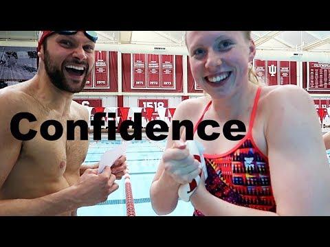 The SWIM that grew Olympic Confidence