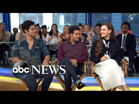 '13 Reasons Why' cast sounds off on including gun violence in new season