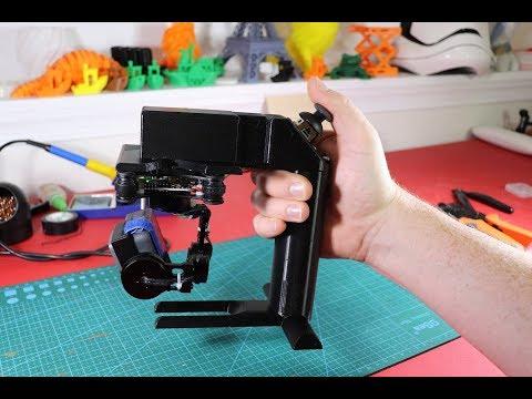 3D Printed Handheld Gimbal