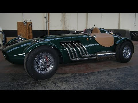 1950 Jaguar Ronart W152 Replica Build Project
