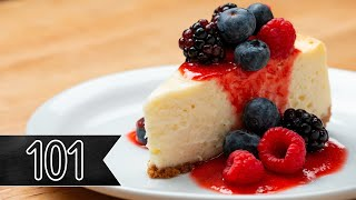 Download How to Make the Creamiest Cheesecake Video