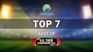 Top 7 | Best of UK Tiger Championship 2019, Ghatkopar, Mumbai