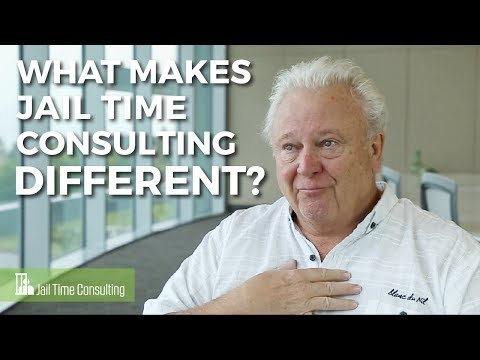 Jail Time Consulting - What Makes Us Different?