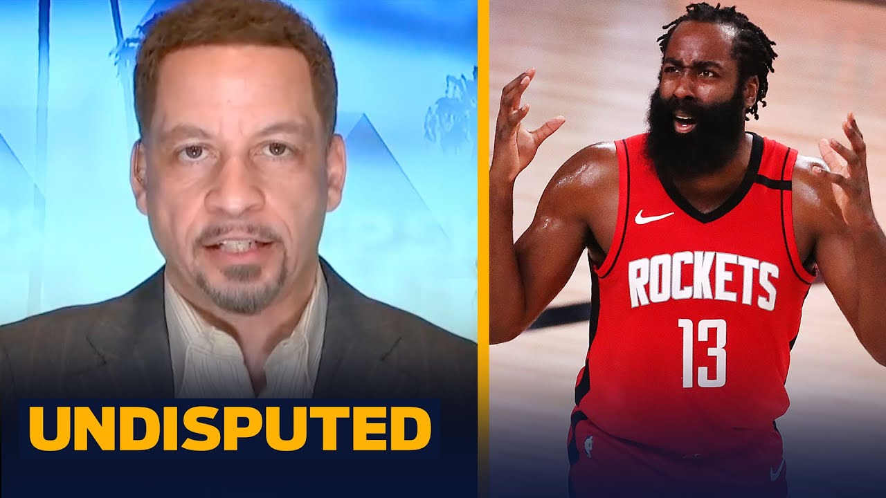 Houston should hold on to Harden & hold out for Embiid or Simmons — Broussard   NBA   UNDISPUTED