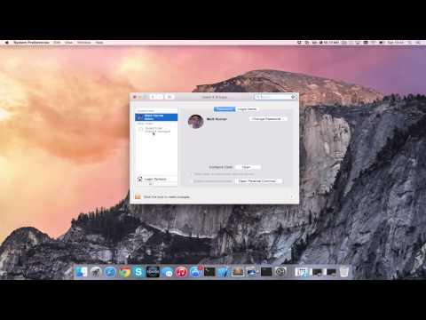 Apple Mac how to Change Password [HD][4K][Tutorial] 2017