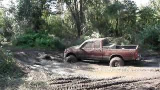 playin in the mudd
