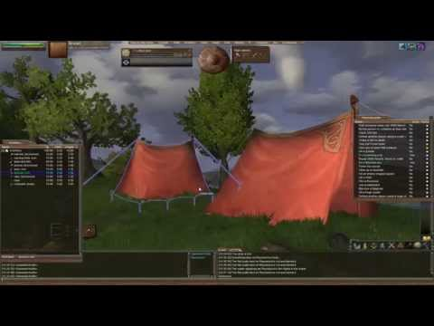 Wurm Unlimited - Tutorial - Episode 2 - Tents, Digging & Mining