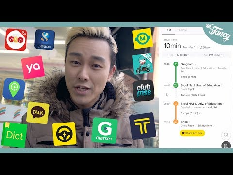 10 Phone Apps You Need for Korea