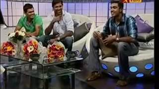 Ashwin, Badrinaath, Balaji Talk About CSK