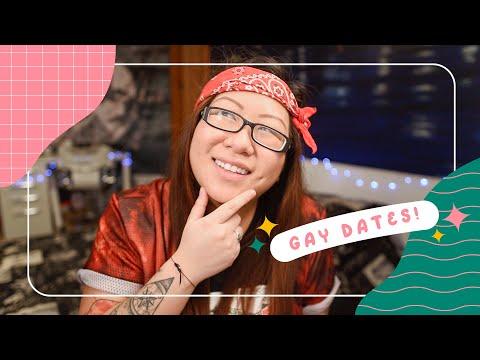 My Best & Worst Gay First Dates! (LGBTQ+ Edition!)