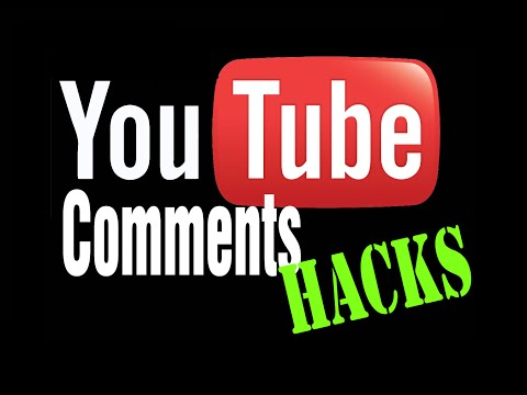 How to Change Font Text YouTube Comment 2017