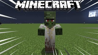 Minecraft: COMO O ALDEÃO VIRA ZUMBI. ‹ LGames ›
