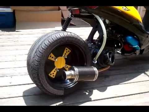 50cc Gy6 Fatty Conversion Kit Small Fast Things Honda Ruckus