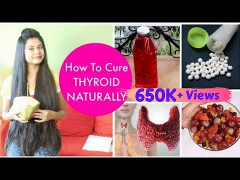 How I Cured Thyroid , Grew Long Hair & Lost Weight Naturally| My Thyroid Story | Sushmita's Diaries