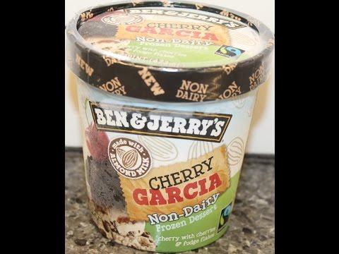 Ben & Jerry's: Cherry Garcia Non-Dairy Frozen Dessert Review