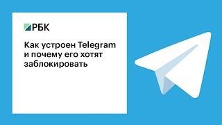 Почему Telegram хотят заблокировать