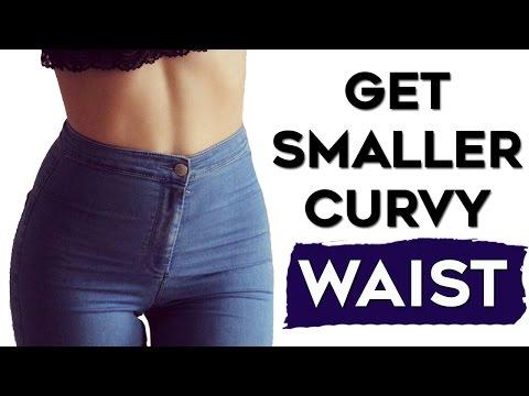 ❤️How To Get A Smaller Waist FAST🏁 | 4 Exercises To SCULPT A Smaller Waist(Love Handles Melter)