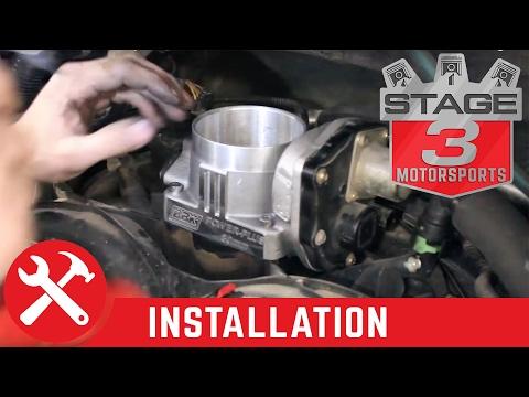 2004-2008 F-150 5.4L V8 BBK 80mm Throttle Body Install