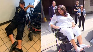 Abby Lee Miller Claims Airline Staff Left Her on Floor