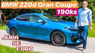 Mala trojka - BMW 2 Gran Coupe - Jura se Fura