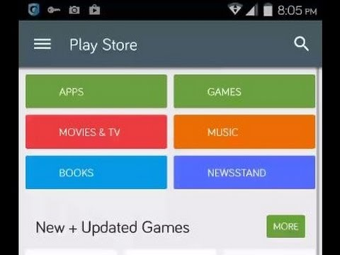 How to download app that are restricted in your country/How to unblock Google Play ?