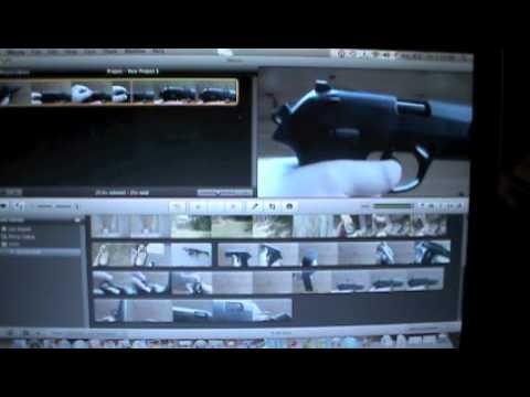 iMovie 09 Slow/Fast Motion Tutorial