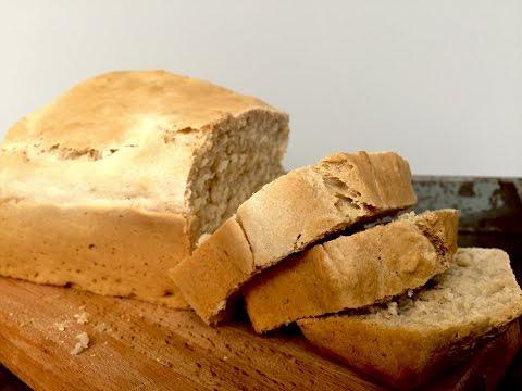 Simple beer bread recipe. #AD