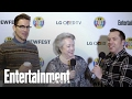 Kathy Bates On Iris' Unexpected Ahs: Hotel Twist | Entertainment Weekly