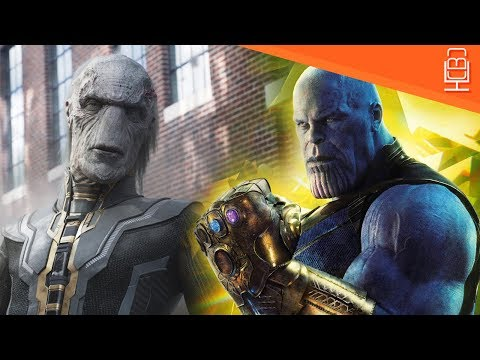 Avengers Infinity War Shocking Moment was meant for Avengers 4