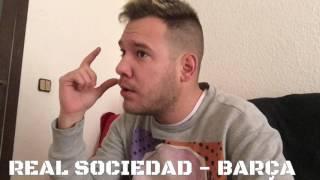 VIDEOREACCIÓN AL SORTEO DE CUARTOS DE LA COPA DEL REY | Real Sociedad - Barça