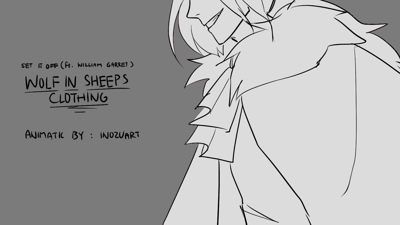 Wolf in Sheep's Clothing | Technoblade Animatic  [ Dream SMP ]