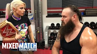 Braun Strowman stands up for WWE Mixed Match Challenge partner Alexa Bliss